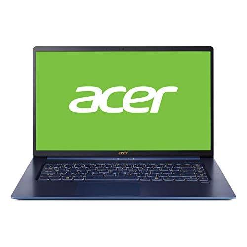 chollos oferta descuentos barato Acer Swift 5 SF515 51T Ordenador Portátil Táctil de 15 6 Full HD con Procesador Intel Core i5 8265U RAM de 8GB SSD de 256GB Intel UHD Graphics Windows 10 Home Azul Teclado QWERTY Español