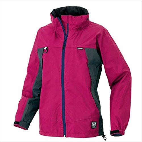 TULTEX (タルテックス) ディアプレックス全天候型レディースジャケット AZ-56312 060 1708 レディース ウィメンズ 婦人 (060)ピンクXチャコール