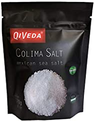 Our Mexican Sea Salt is carefully harvested in the traditional way from the ancient salt beds of Colima once used by the Aztecs. Prized for centuries for its exceptional mineral content and culinary excellence, it can also be used for ...