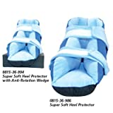 Skil-Care Super Soft Heel Protector - Super Soft Heel Protector with Anti-Rotation Wedge