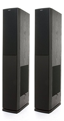 Jamo by Klipsch S 626 Floor Standing 3 Way Speaker - Black (Pair)