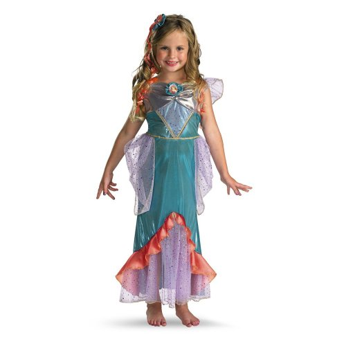 Ariel Deluxe - Size: Child M(7-8) -