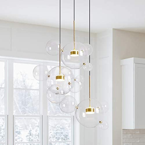 EDISLIVE Soap Bubble Chandelier