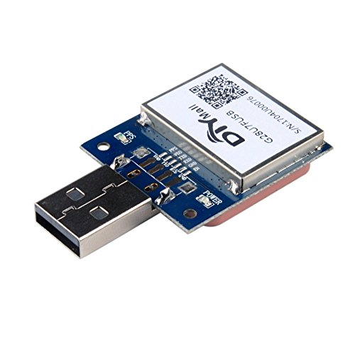 VK-162 GPS Module 7 Gmouse USB Interface Navigation Support Google Earth (Usb Interface Chip)