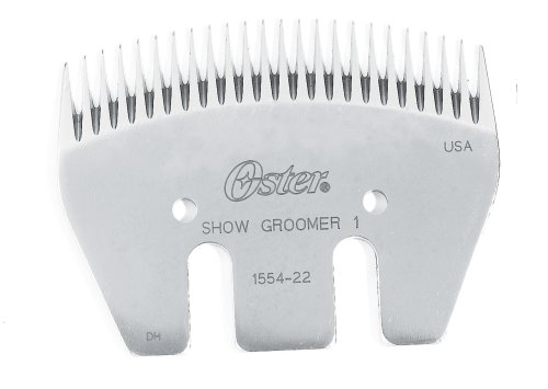Oster Shearing Comb, 24-Tooth Show Groomer I Show Comb