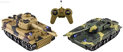The 8 best rc military vehicles toys