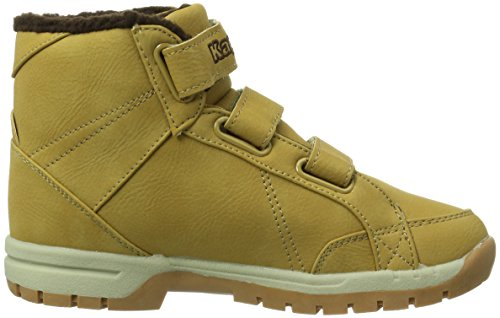 Kappa LOOK Unisex-Kinder Hohe Sneakers Beige (4141 beige)