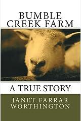 Bumble Creek Farm Kindle Edition