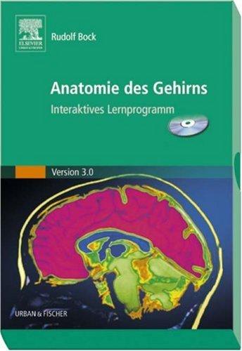 Anatomie des Gehirns: Interaktives Lernprogramm Version 3.0