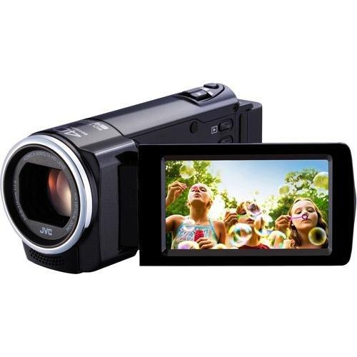 JVC Everio GZ-HM35BUSD 1080p HD Flash Memory Camcorder | Black