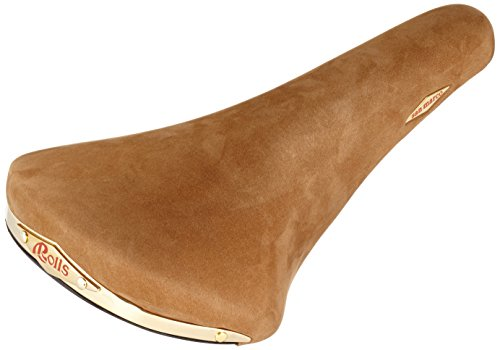 Selle San Marco San Marco Rolls Brown Steel Rails (Selle San Marco Steel Saddle)