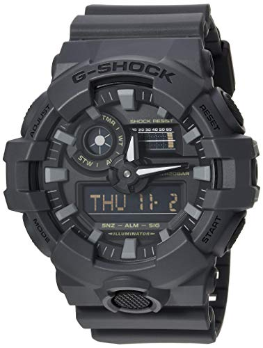 Casio Men's 'G Shock' Quartz Resin Casual Watch, Color:Grey for sale  Delivered anywhere in USA