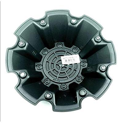 Moto Metal CAP M-793 M793BK01 Black Wheel Center Cap: Automotive