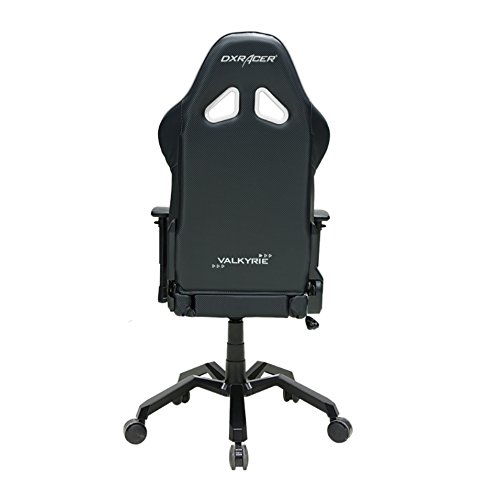 DXRacer Valkyrie Series DOH VB03 NW Racing Bucket Seat Office Chair Gaming Chair Ergonomic Computer Chair Esports Desk Chair Executive Chair Furniture with Free Cushions