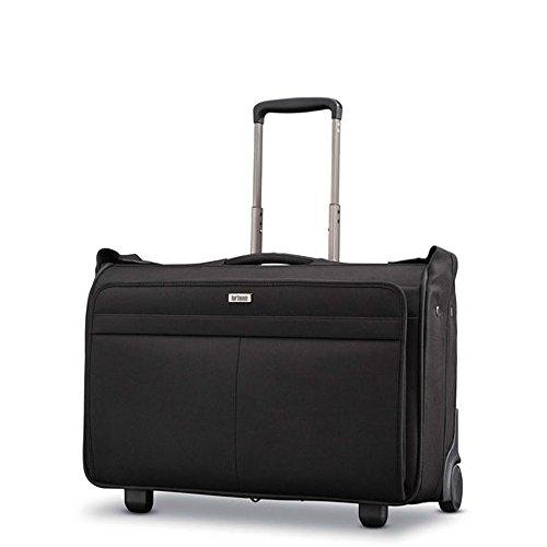 Hartmann Century Carry On Wheeled Garment Bag in Basalt ()