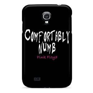 Shock Absorption Hard Cell-phone Cases For Samsung Galaxy S4 (srF9881noSA) Provide Private Custom Fashion Pink Floyd Series