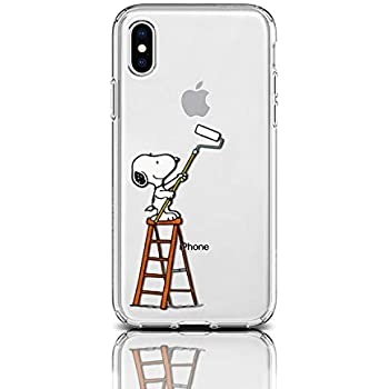 Snoopy Who iphone case