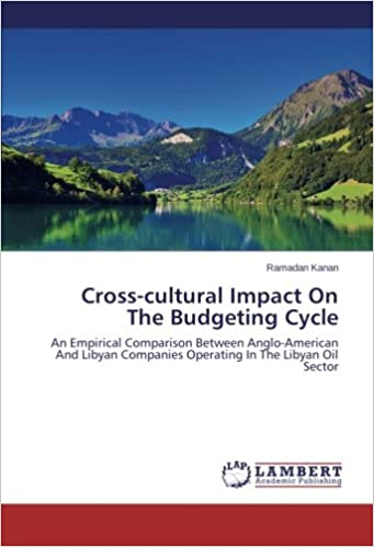 Cross-cultural Impact On The Budgeting Cycle: An Empirical