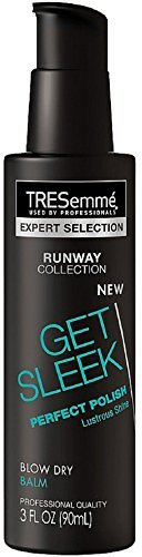 (TRESemme Expert Selection Runway Collection Get Sleek Perfect Polish Blow Dry Balm 3 oz (Pack of)
