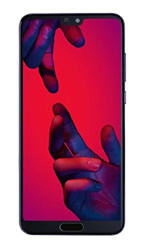 HUAWEI P20 Pro Smartphone (15,5 cm (6,1 Zoll), 40/20/8 MP Leica Triple Kamera, 128GB interner Speicher, 6GB RAM, Android…