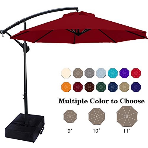 ABCCANOPY Patio Umbrellas Cantilever