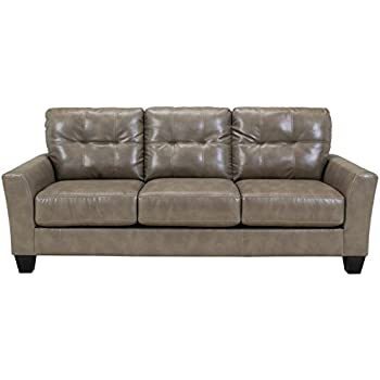 Amazon Com Flash Furniture Benchcraft Paulie Sofa In