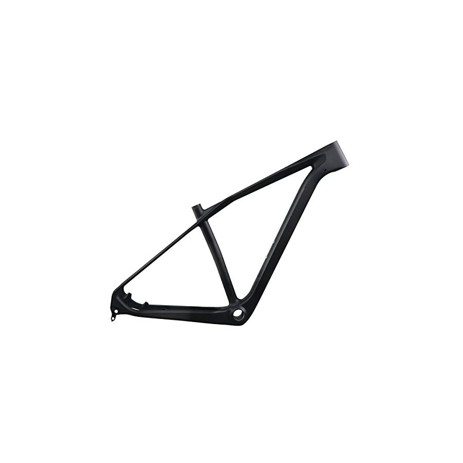 ICAN 29er Full Carbon MTB Mountain Bike Frame Hardtail 15/17/19/21 inch BB92 Rear 135/142mm