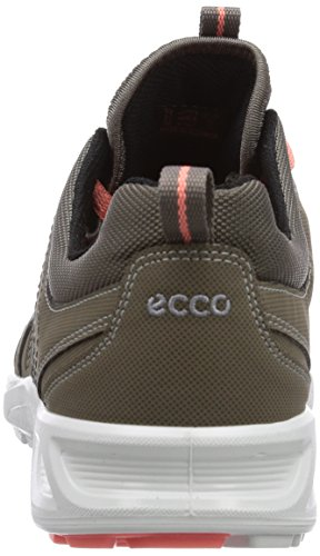 Ecco Scarpe Da Corsa Da Donna Terracruise Marrone (grigio Caldo / Bianco / Corallo S / T / D59916)