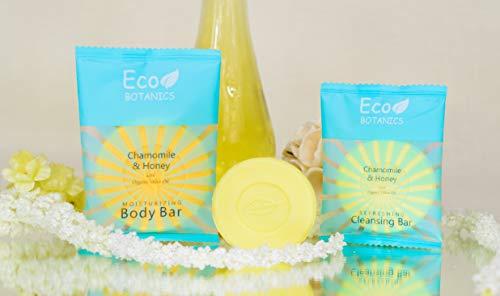 Eco Botanics Travel-Size Hotel Cleansing Bar Soap, .5 oz (Case of 1000) by Eco Botanics (Image #5)