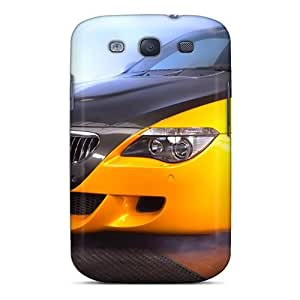 Hot Tpu Covers Cases For Galaxy/ S3 Cases Covers Skin - Yellow Ac Schnitzer Tension Concept Bmw Front Section wangjiang maoyi