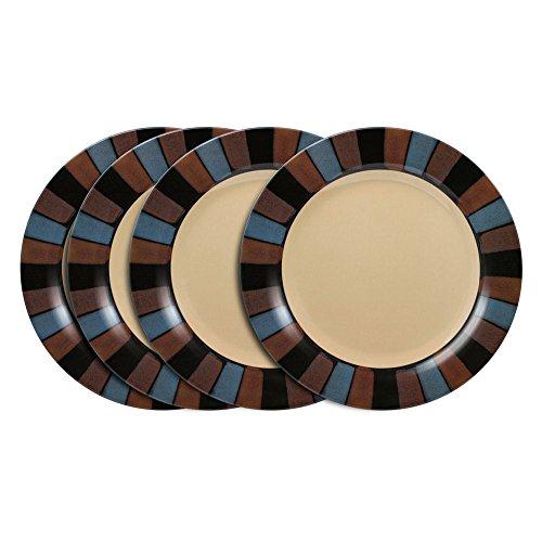 Pfaltzgraff Cayman Melamine Dinner Plate (11-Inch, Set of ()
