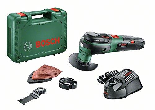 Bosch universalmulti utensile multifunzione a batteria v
