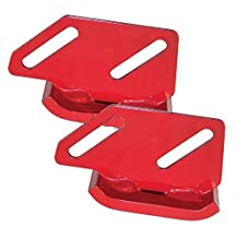 Set Of 2 Snow Blower Skid Shoe Replaces Toro 74-1100-01 Fits 624 824 1132