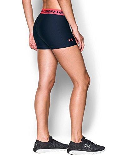 Under Armour Pantalones Cortos Deportivos de Compresi/ón Heat Gear para Mujer