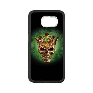 Samsung Galaxy S6 Cell Phone Case Black Prince of Oblivion E4M2AO
