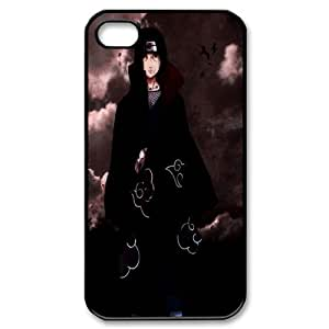 Naruto Itachi Uchiha Iphone 4/4s Case New Design,top Iphone 4 Case Show Xinfan Store