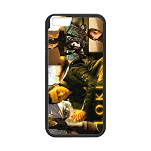 "J-LV-F Cover Shell Phone Case Thor Loki For iPhone 6 (4.7"")"