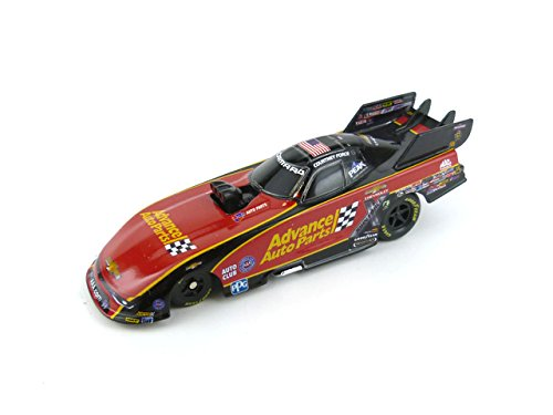 Courtney Force 2017 Advance Auto Parts 1:64 NHRA Funny Car Diecast