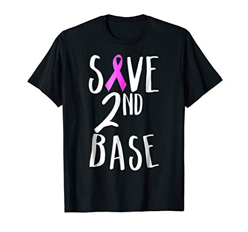 Save Second Base Tshirt