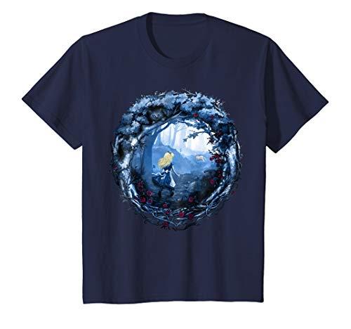 Alice in Wonderland - Beautiful Illustration T-Shirt