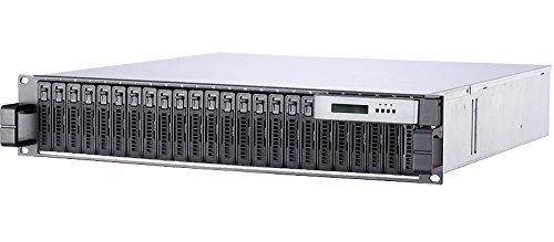 RAID Machine D6224RM 2.5″ 24-bay 12G SAS Rackmount RAID Enclosure, Dual Controller / High Availability