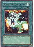 "Yu-Gi-Oh! - Spirit Message ""N"" (LON-090) - Labyrinth of Nightmare - 1st Edition - Rare"