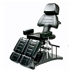 professional fully adjustable tattoo chair couch bed