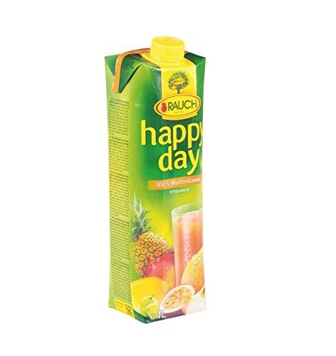 Happy Day 100 Multivitamin Juice No Added Sugar With