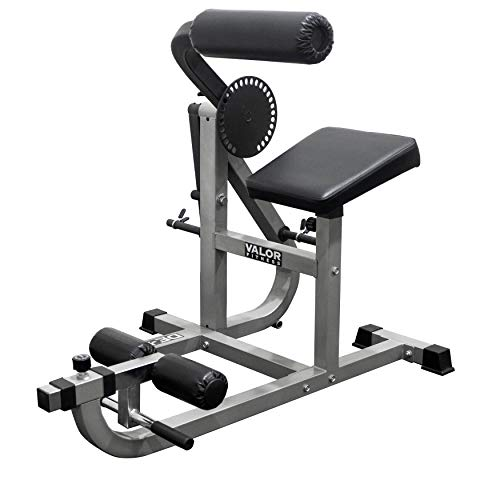 Valor Fitness DE-5 Plate Loaded Ab/Back Machine to Strengthen Lower Back and Core