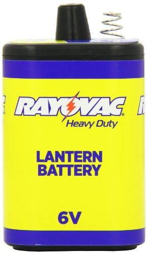 6v Heavy Duty Lantern Battery - 7