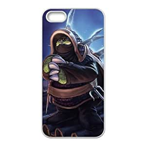 Rammus League Of Legends Iphone 5 5S Cell Phone Case White GY064507