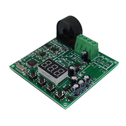 20A 0-5V AC電流検出センサ 調整可能 電流センサースイッチ LEDディスプレイ インストール簡単 - ベースなし