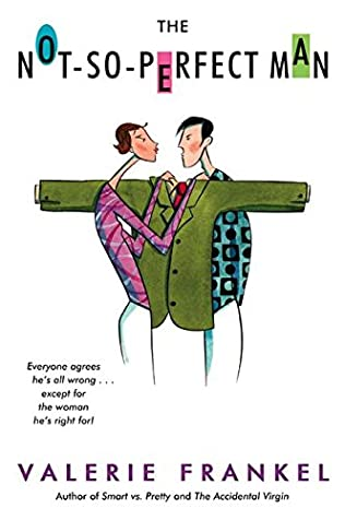 book cover of The Not-So-Perfect Man