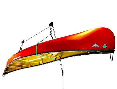 Bestselling Indoor Canoe Storage